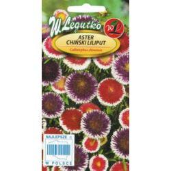 Aster chiński Liliput Moonshine MIX 0,3g L