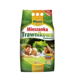 Trawa Pl Mieszanka trawnikowa uniwersalna 2kg