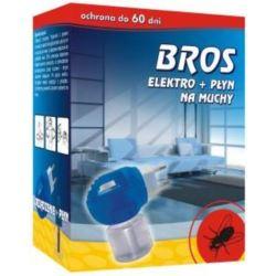 Bros elektro + płyn na muchy