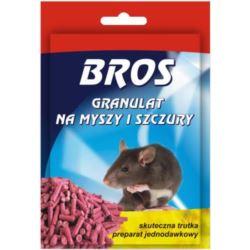 Bros Granulat na myszy  90g