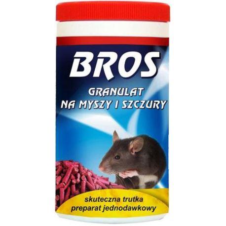 Bros Granulat na myszy 250g
