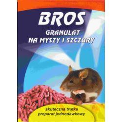 Bros Granulat na myszy 500g