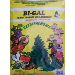 Obornik kurzak granulowany Bi-Gal  5kg