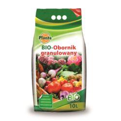 Obornik bydlęcy granulowany  10l BIO Planta