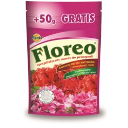 Floreo pelargonia 250g