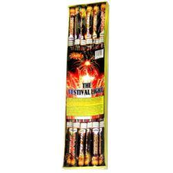 HE0616 Zestaw rakiet 12 sztuk