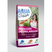 Ziemia Hollas Pelargonia Aqua Save 20l